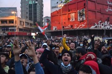Liban Plus de 220blessés dans de nouveaux heurts entre manifestants et policiers)