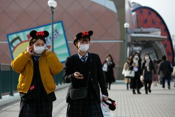 Disney ferme ses trois parcs asiatiques à cause du COVID-19