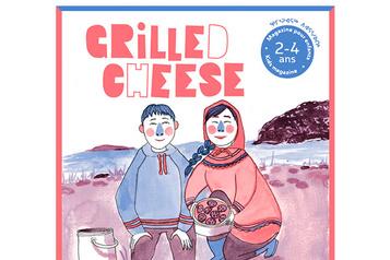 Grilled Cheese… en inuktitut!)