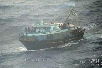 Dix-sept migrants retrouvés morts sur un bateau au large des Canaries)