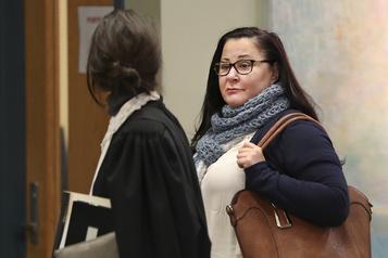 Adèle Sorella mise en liberté en attendant le résultat de son appel)