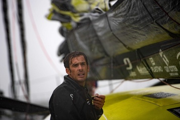 Vendée Globe: Dalin toujours dans le vent, Thomson reprend)