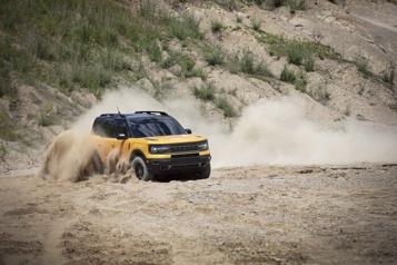 Banc d'essai  Ford Bronco Sport : plus qu'un exercice de style)