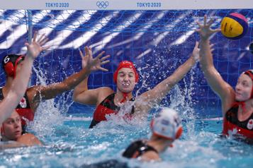 Water-polo Les Canadiennes encaissent une autre défaite)