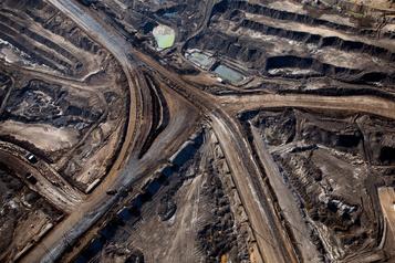 Le Parti vert ne veut pas exploiter le pétrole des sables bitumineux