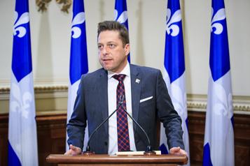 Parti québécois Le député Martin Ouellet se place en isolement préventif