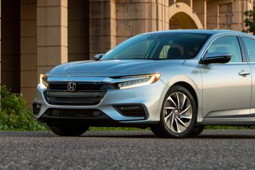 Honda L'Insight est abandonnée, le CR-V hybride en route