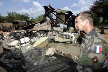 Bombardement de Bouaké: les trois accusés condamnés à la perpétuité)