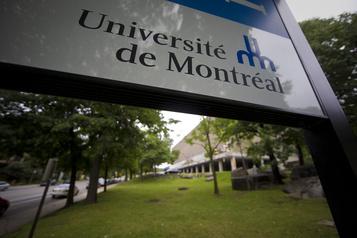 Plateforme en ligne Une panne en pleine période d'examens à l'Université de Montréal )