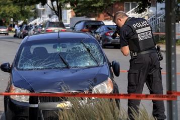 Neuf personnes heurtées par un automobiliste dans Montréal-Nord )