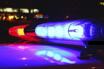 Importante opération policière en cours au centre-ville d'Ottawa)