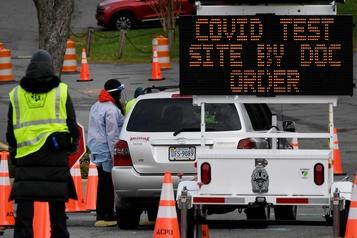 COVID-19 Le continent américain a enregistré 30% plus de cas en novembre)