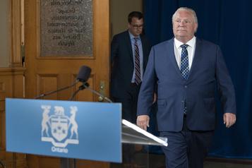 Aide aux municipalités: Ford fait pression sur Ottawa)