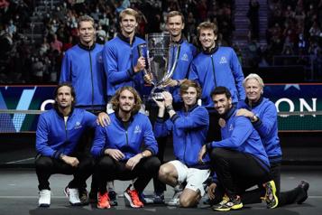 L'Europe conserve son titre à la Coupe Laver)
