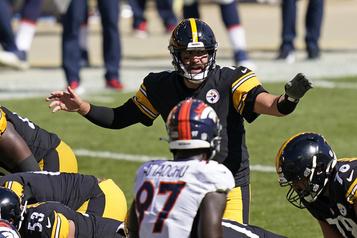 NFL  Ben Roethlisberger sur le point d'établir un record d'équipe face aux Texans)