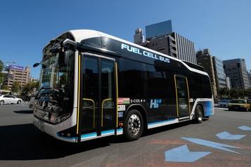 Les Jeux olympiques, tremplin de la technologie hydrogène de Toyota
