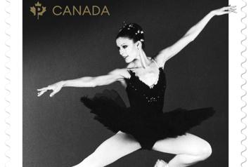Postes Canada rend hommage à deux légendes du ballet canadien)
