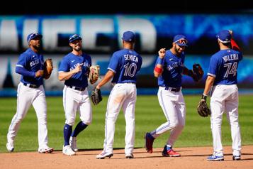 Classement de la Ligue américaine Les BlueJays amorcent une série cruciale contre les Yankees)