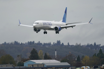 United Airlines commande 25 Boeing 737 MAX supplémentaires)