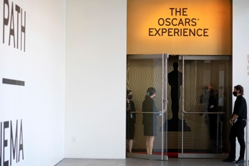 LosAngeles ouvre son musée des Oscars)