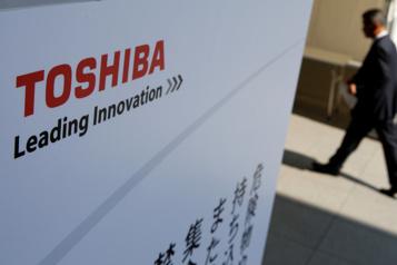 Toshiba annonce une assemblée générale  extraordinaire)