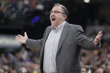 Stan Van Gundy devient l'entraîneur-chef des Pelicans)