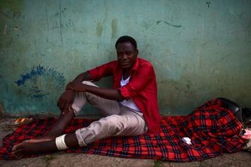 Plutôt que la Méditerranée, des migrants africains affrontent la jungle en Amérique)