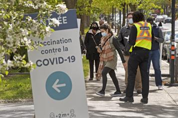 Vaccination La prise de rendez-vous ouverte aux 25 ans et plus )