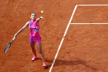 Tournoi de Rome: Simona Halep qualifiée pour les demi-finales)