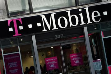 T-Mobile et Sprint modifient les termes de leur fusion
