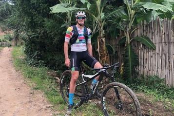 Vélo de montagne Le Brésil, par amour et pour le travail)