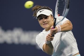 Bianca Andreescu se retire du tournoi de Rome)