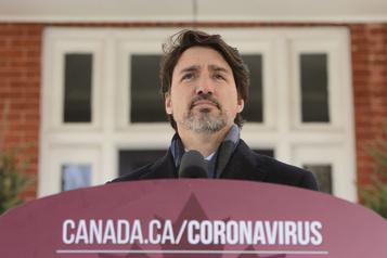 Justin Trudeau et le G7 réaffirment leur soutien à l'OMS)