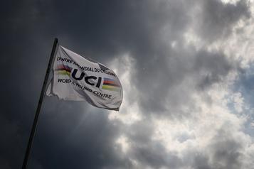 Les Mondiaux de cyclisme sur route sont annulés)