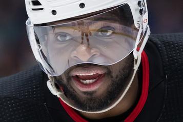 Les joueurs de la LNH s'ennuient de la patinoire