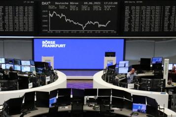 Les Bourses européennes calmes après l'inflation américaine et la BCE)