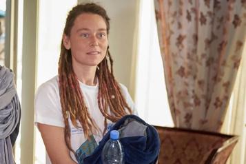 Otage au Sahara pendant 450 jours Edith Blais racontera sa détention dans un livre)