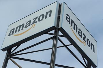 Cinq installations pour Amazon au Québec)
