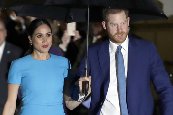 Global diffusera l'interview d'Harry et Meghan avec Oprah Winfrey)