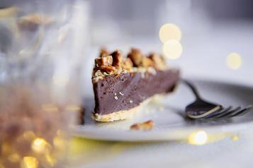 Recette de tarte au chocolat de Myriam Szor
