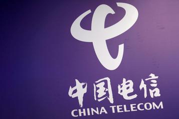 Washington menace de bloquer l'accès de China Telecom au marché américain