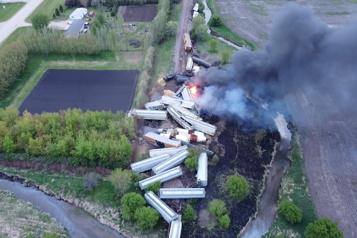 Iowa : déraillement d'un train chargé de nitrate d'ammonium)