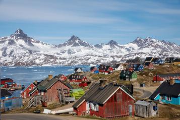 Trump confirme qu'il aimerait acheter le Groenland
