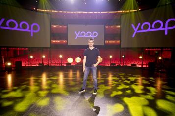 Yoop déploie sa scène interactive à LosAngeles)