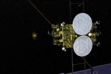 Sonde spatialeHayabusa-2 Des échantillons d'astéroïde rapportés sur Terre par une capsule japonaise)