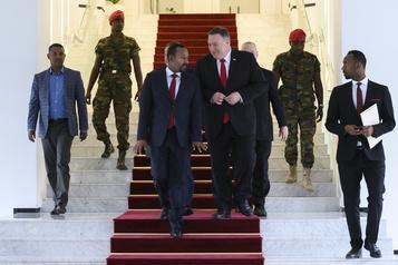Pompeo veut dénouer le contentieux avec le Soudan avant l'élection américaine)