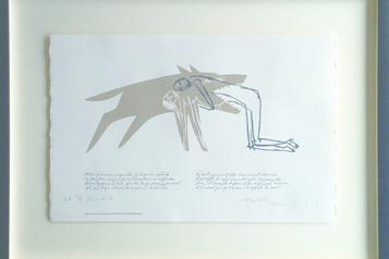 La chanson Nataq de Richard Desjardins illustrée)