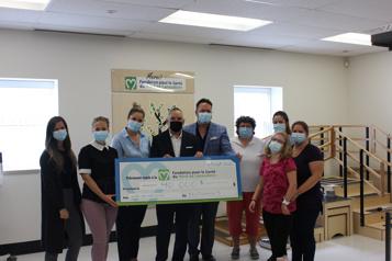 40 000$ pour la santé dans Lanaudière