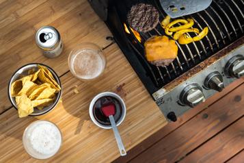 Bière et barbecue, mariage parfait)