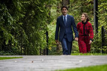 Sophie Grégoire-Trudeau atteinte de la COVID-19